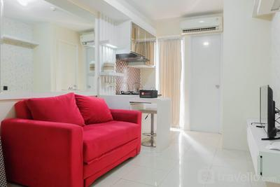Beautiful and Comfy 2BR at Bassura City Apartment By Travelio