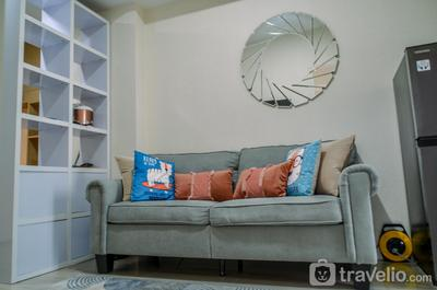New and Comfy 2BR Apartment at Urban Heights Residence By Travelio