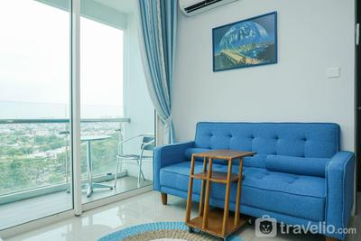 Elegant and Spacious 1BR at Citralake Suites Apartment By Travelio