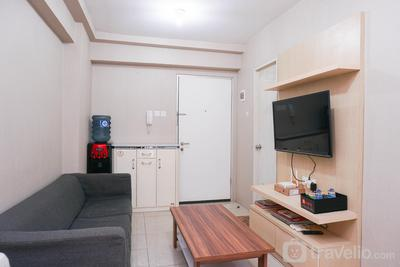 Spacious 2BR Green Bay Pluit Apartment By Travelio