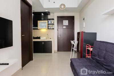 Elegant 1BR Saveria Apartment By Travelio