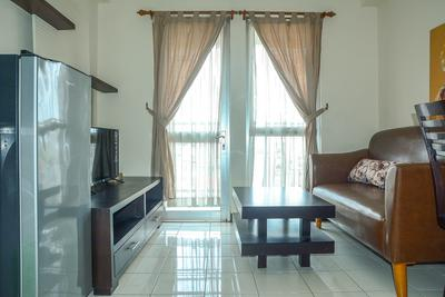 1BR Apartment Taman Semanan Cengkareng Great Value By Travelio