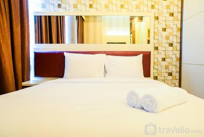 Comfortable Studio near Salemba Area at Capitol Park Apartment By Travelio