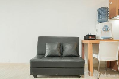 Cozy and Simply Studio Titanium Square Apartment By Travelio