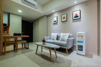 Best Location 1BR Mustika Golf Apartment By Travelio