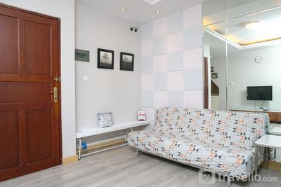 Gorgeous 2BR Mediterania Garden Residence 1 Apartment By Travelio