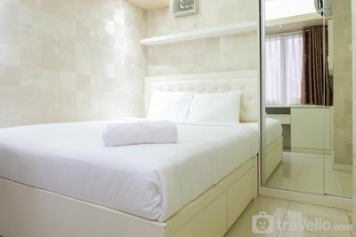 Compact 2BR Bassura City Apartment By Travelio