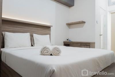 Scenic Studio Apartment at Gunawangsa Tidar By Travelio
