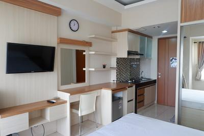 Studio Room @ Margonda Residence 3 By Dwi