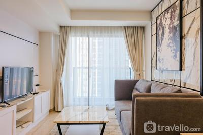 Brand New 2BR The Branz Apartment By Travelio