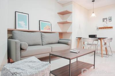 Comfort and Strategic 2BR at Puri Orchard Apartment By Travelio