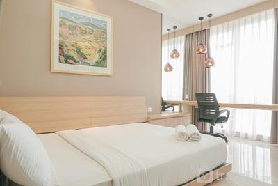 Fabulous Menteng Park Studio Apartment By Travelio