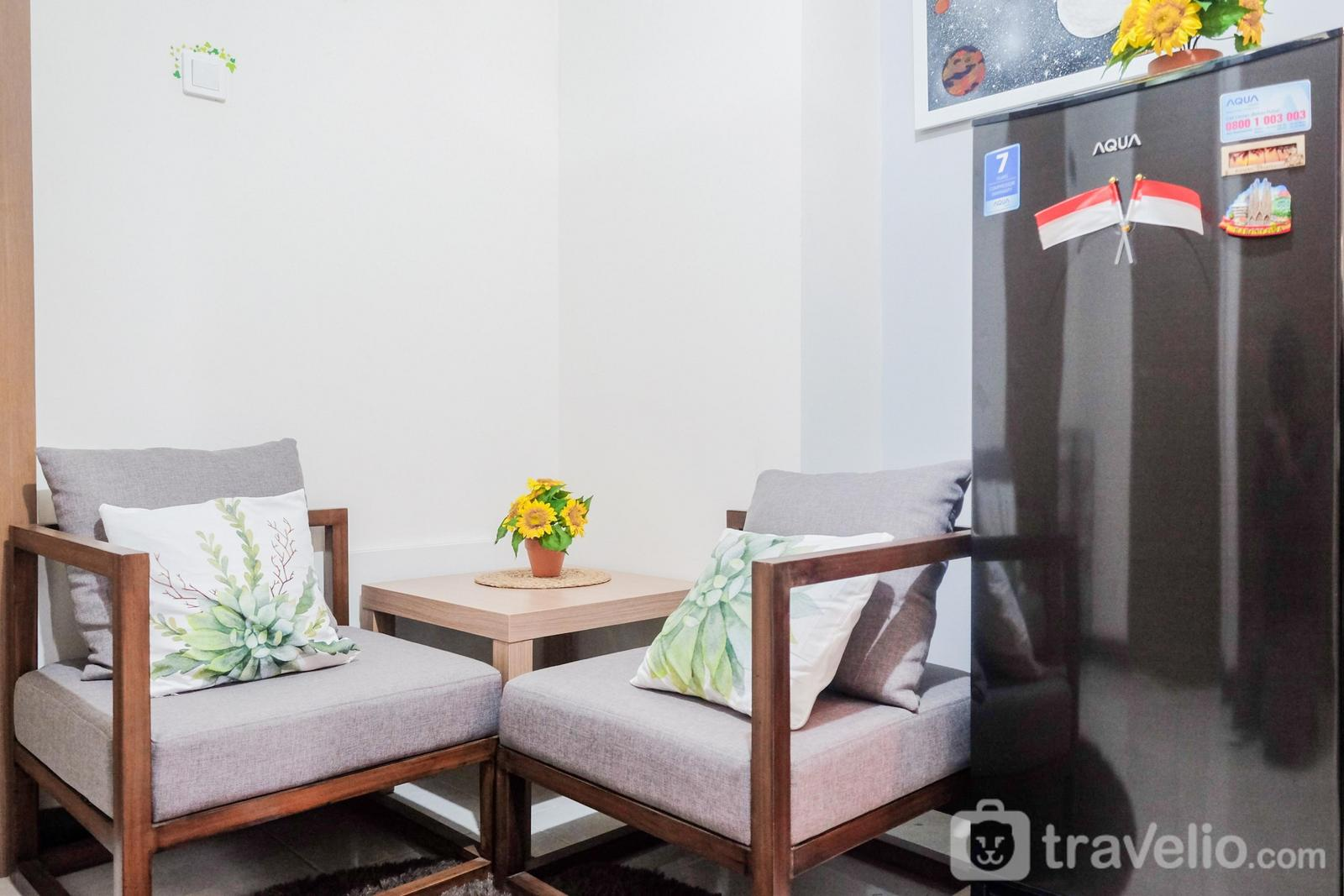 Apartemen Cinere Resort - Spacious and Comfortable 2BR Cinere Resort Apartment By Travelio