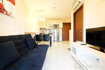 1BR Apartment @ Thamrin Executive Residence near Grand Indonesia By Travelio