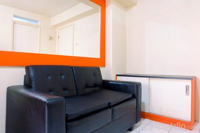 Comfy 2BR Apartment at Kalibata City Residence By Travelio