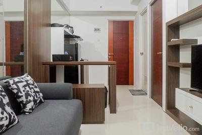 Best Value 2BR Apartment at Gunawangsa Tidar By Travelio