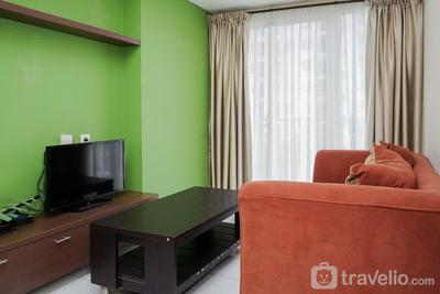 Homey and Simply 1BR at Casa De Parco Apartment By Travelio