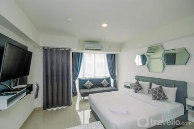 Brand New Studio Apartment at H Residence By Travelio