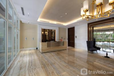 Tranquil Studio Apartment at Menteng Park By Travelio