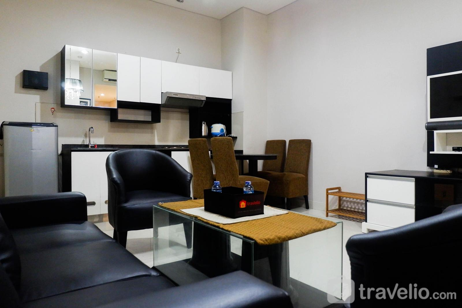 Trillium Residence - Strategic 2BR Apartment at Trillium Residence By Travelio