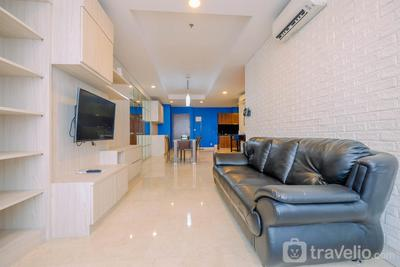 Spacious Cozy and Relax 2BR at L'Avenue Apartment By Travelio