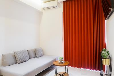 Comfort 2BR Apartment @OneIcon Residence connect to Tunjungan Plaza 6 By Travelio