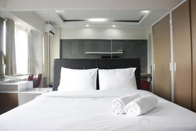 Homey Studio Room Galeri Ciumbuleuit 2 Apartment near Dago By Travelio