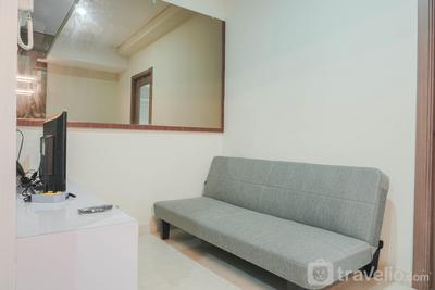 Good Deal 1BR at Puri Orchard Apartment By Travelio