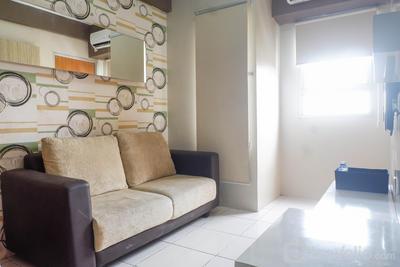 Classy 2BR Apartment at Puncak Permai By Travelio