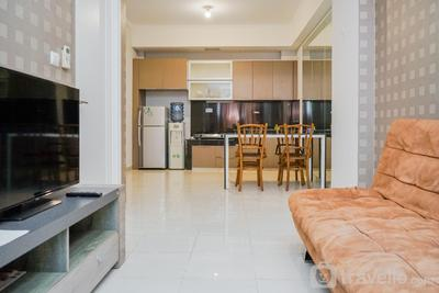 Strategic Place with Spacious at 1BR Silkwood Apartment By Travelio