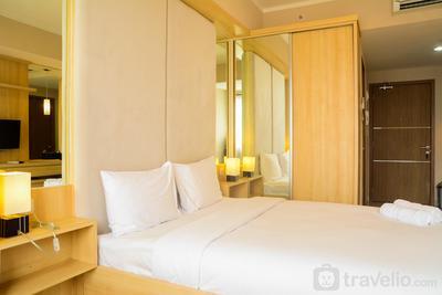 Comfortable Studio @The Oasis Apartment By Travelio