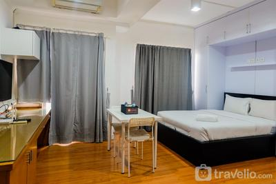 Prime Location Sudirman Park Studio Apartment By Travelio