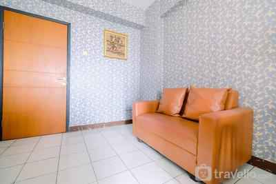 Simply and Homey 2BR @ Casablanca East Apartment By Travelio