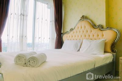 Vintage 2BR Apartment at Grand Kamala Lagoon By Travelio