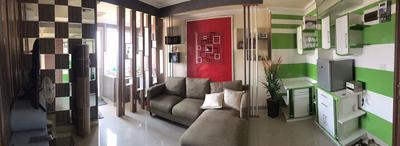 2 Bedroom @ Sudirman Suite Apartment By Theresa