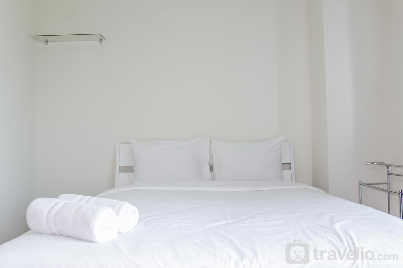 Puri Orchard Apartment - Homey Studio with City View Apartment @ Puri Orchard By Travelio