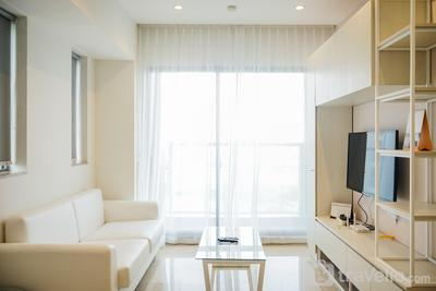 Lavish and Pleasant 2BR Apartment at The Branz BSD By Travelio