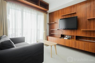 2BR The Oasis near Waterboom Cikarang By Travelio