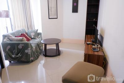 Best and Homey 2BR Taman Sari Semanggi Apartment By Travelio