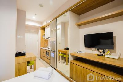 Best Furnished Studio @ Grand Kamala Lagoon Apartment By Travelio
