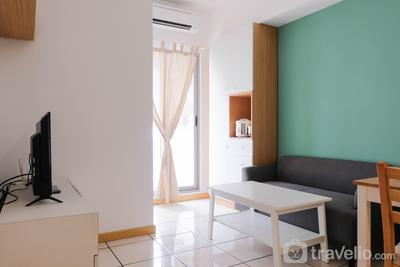 Comfortable 2BR Apartment Serpong M-Town Residence By Travelio