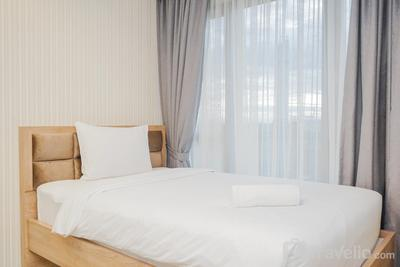 Chic and Strategic 2BR Apartment at Branz BSD By Travelio