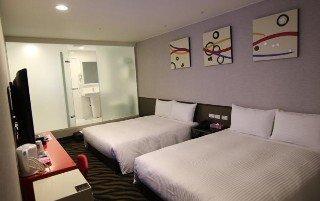 Diary Of Taipei Hotel II Zhonghua Branch