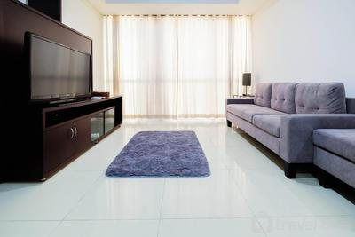 Luxurious Furnished 2BR Kemang Village Apartment By Travelio