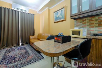 Best Location 1BR Apartment at Thamrin Residence By Travelio