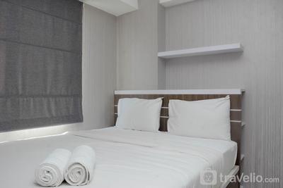 Cozy Stay 2BR Bassura City Apartment near Mall By Travelio