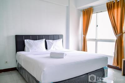 Comfort Living Studio Apartment at Scientia Residence By Travelio