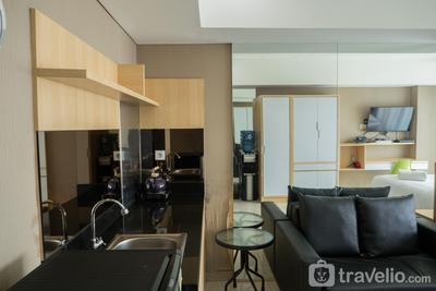 Strategic Studio Apartment at Tamansari La Grande near BIP By Travelio
