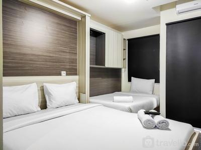 Great Choice Studio Room at Vida View Makassar Apartment By Travelio