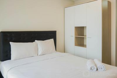 New Furnished Studio Sea View @ Gold Coast Apartment By Travelio